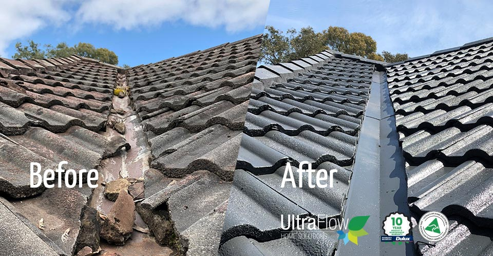 Roof Restoration Melbourne Ultraflow Home Solutions